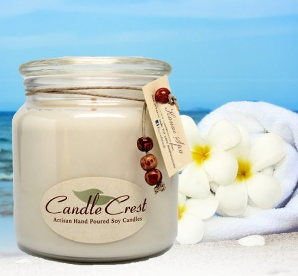Kauai Spa Soy Candles by Candle Crest Soy Candles Inc