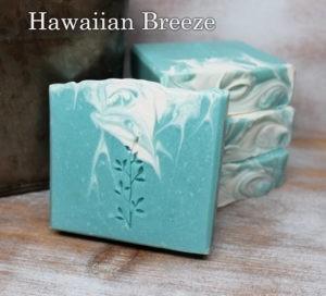 Hawaiian Breeze Handmade Soaps - Vegan Friendly Soap by Judakins Bath & Body
