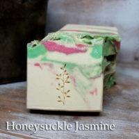Honeysuckle Jasmine Handmade Soaps - Vegan Friendly Soap by Judakins Bath & Body