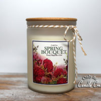 Spring Candles by Candle Crest Soy Candles Inc