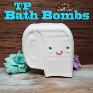 Unique Toilet Paper Bath Bomb by Judakins Bath & Body
