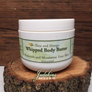 Whipped Body Butter - Natural Bath & Body by Judakins