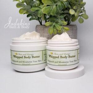 Whipped Body Butter by Judakins Bath & Body