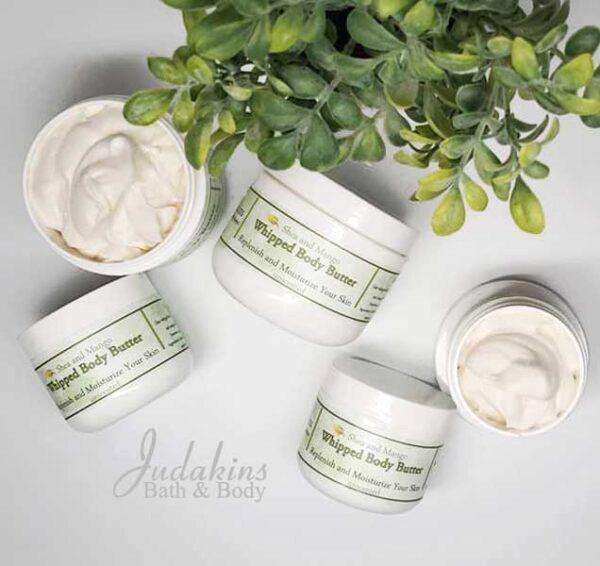 Body Butter - Vegan Friendly - Judakins Bath & Body