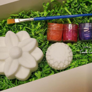 Bath Bomb Paint Kit - Flower Child - By Judakins Bath & Body