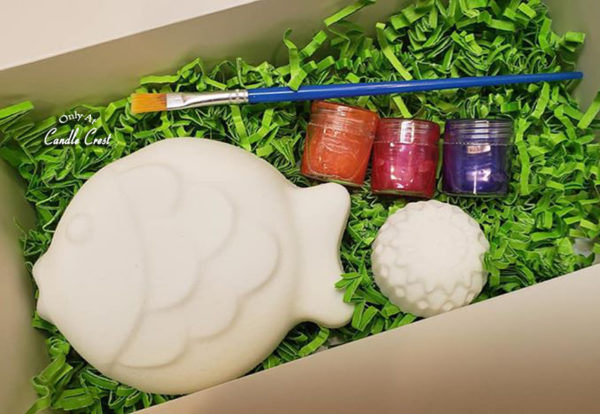 Bath Bomb Paint Kit - Under the Sea - By Judakins Bath & Body