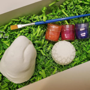 Bath Bomb Paint Kit - Shark Attack - By Judakins Bath & Body