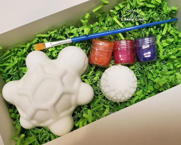 Bath Bomb Paint Kit - Turtle Ninja - By Judakins Bath & Body