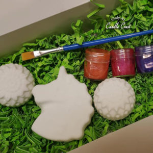 Bath Bomb Paint Kit - Unicorn Love - By Judakins Bath & Body