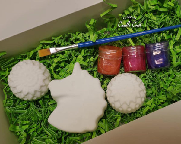 Bath Bomb Paint Kit - Unicorn Love - By Judakins Bath & Body
