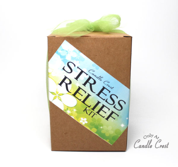 Stress Relief Gift Box Set by Judakins Bath & Body