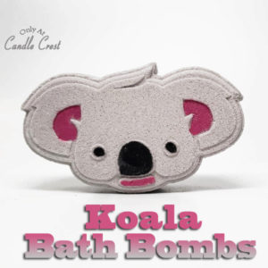 Koala Bear Bath Bomb by Judakins Bath & Body