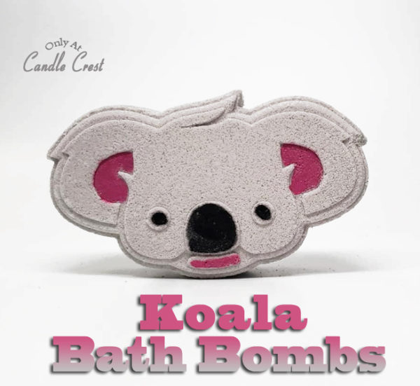 Koala Bear Bath Bomb by Judakins Bath & Body