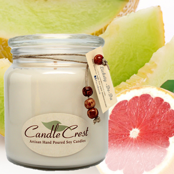 Lickety-Do-Da Soy Candles by Candle Crest Soy Candles Inc