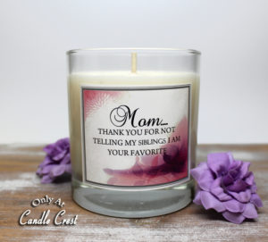 Mothers Day Candles - Siblings - by Candle Crest Soy Candles Inc