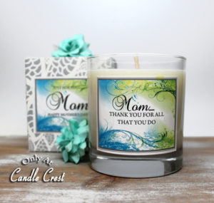 Mother's Day Candles by Candle Crest Soy Candles Inc