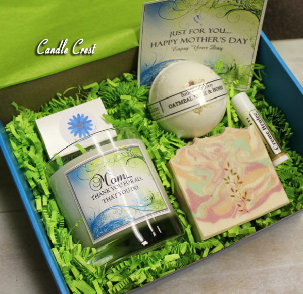 Gift Box Sets - by Candle Crest Soy Candles Inc