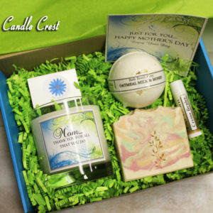 Mother's Day Gift Box Small - By Candle Crest Soy Candles Inc