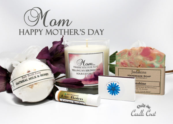 Mothers Day Gift Box Sets - by Candle Crest Soy Candles Inc