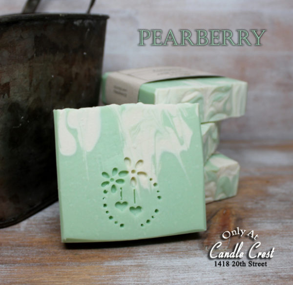 Pearberry Handmade Soaps - Vegan Friendly Soap