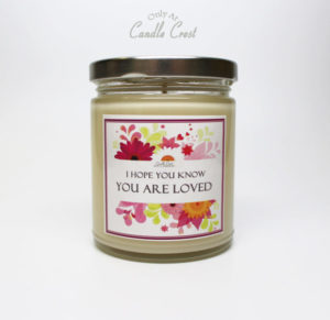 Pick Me Up Gift Box by Candle Crest Soy Candles Inc