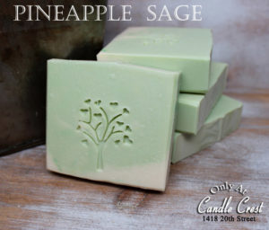 Pineapple Sage Soap