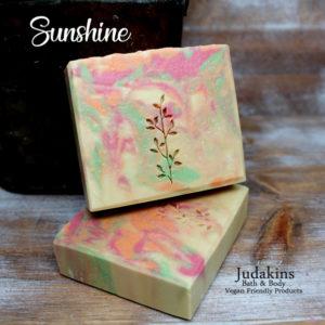 Sunshine Handmade Soap by Judakins Bath & Body