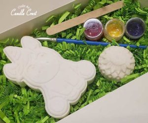 Unicorn Bath Bomb Painting Kit by Judakins Bath and Body