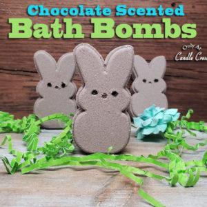 Chocolate Peeps Bath Bomb by Judakins Bath & Body