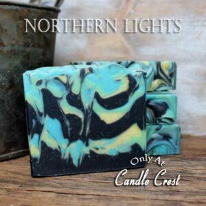 Northern Lights - Essential Oil Handmade Soaps by Judakins Bath & Body