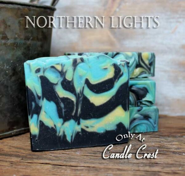 Northern Lights - Essential Oil Handmade Soaps by Judakins Bath & Body