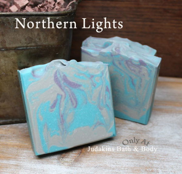 100% All Natural Soap - Northern Light Soap by Judakins Bath & Body
