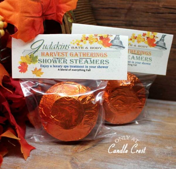 Fall Scented Shower Steamers by Judakins Bath & Body