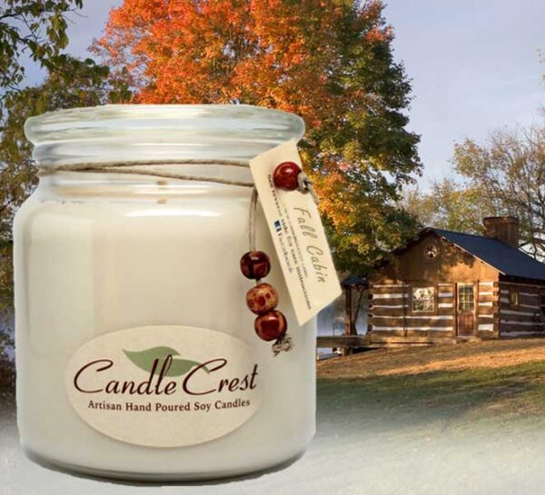 Fall Cabin - Fall Candles from Candle Crest