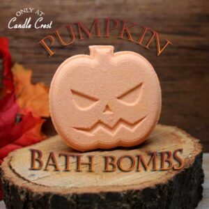Pumpkin Bath Bombs by Judakins Bath & Body