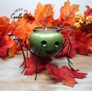 Green Spider- Candles by Candle Crest Soy Candles