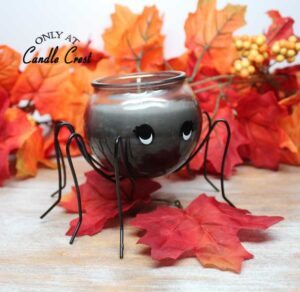 Grey Spider- Candles by Candle Crest Soy Candles