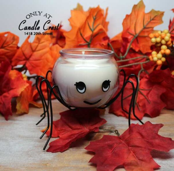 Lavender Spider- Candles by Candle Crest Soy Candles