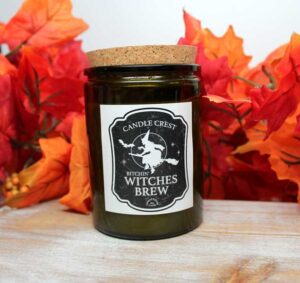 Bitch' Withes Brew Soy Candles by Candle Crest