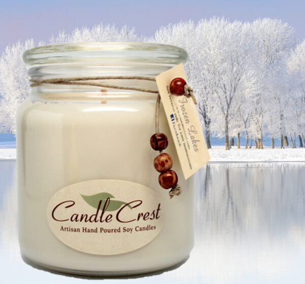 Frozen Lakes Soy Candles by Candle Crest Soy Candles Inc