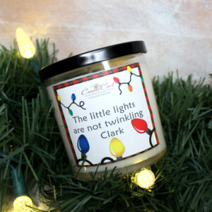 Griswold Candle - Twinkling Lights by Candle Crest Soy Candles