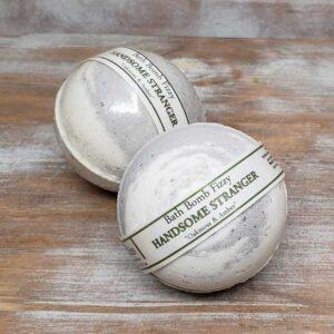 Handsome Stranger Bath Bombs by Judakins Bath & Body