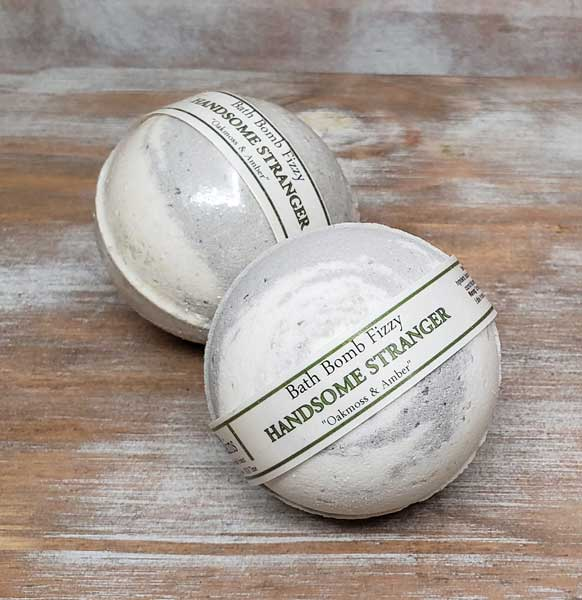 Handsome Stranger Bath Bombs by Judakins Bath & Body