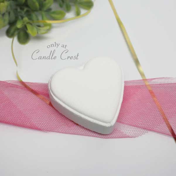 Heart Shower Steamers - Valentines Day