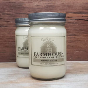 Farmhouse Candles by Candle Crest Soy Candles