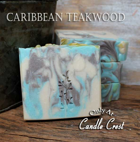Caribbean Teakwood Soap by Judakins Bath & Body