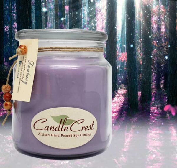 Fantasy Candle by Candle Crest Soy Candles