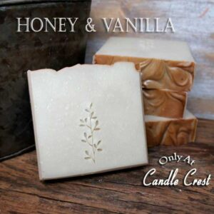 Honey & Vanilla Handmade Soap by Judakins Bath & Body