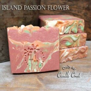 Island Passion Flower Soap by Judakins Bath & Body