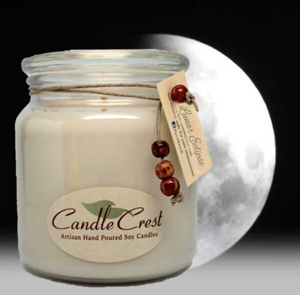 Lunar Eclipse Candle by Candle Crest Soy Candles Inc